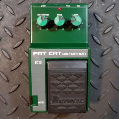 Ibanez FC10 Fat Cat Distortion FatCat FC-10 Vintage