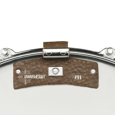 Snareweight M1b Drum Damper, Walnut Brown