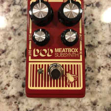 DOD Meatbox Sub Synth (Reissue)