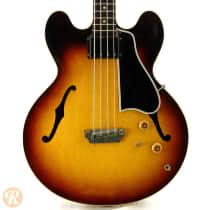 Gibson EB-2 1959 Sunburst image