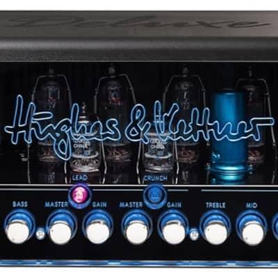 Hughes & Kettner TubeMeister 40 Deluxe - 40/18/5/1-watt Tube Head for sale