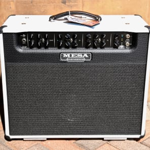 Mesa Boogie Triple Crown TC-50 1x12 Tube Guitar Combo Amp 2018 White/Black