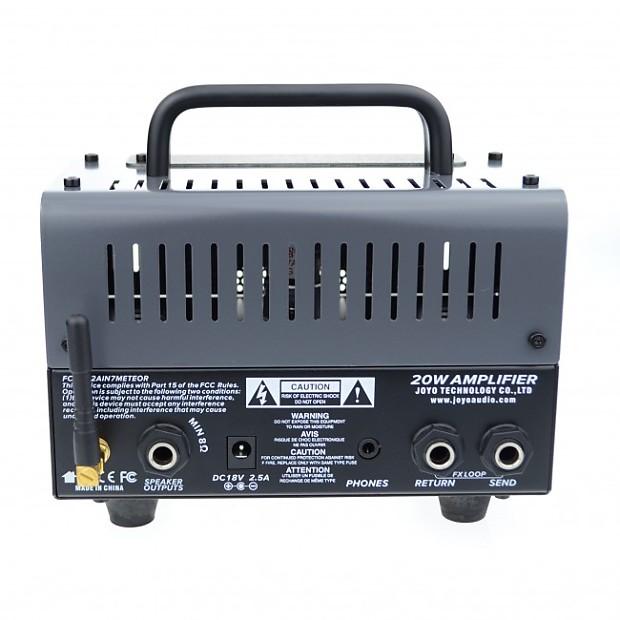 joyo bantamp zombie tube amp 20 watt just released reverb. Black Bedroom Furniture Sets. Home Design Ideas