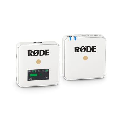 Rode Wireless GO Compact 2.4GHz Digital Wireless Microphone System