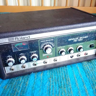 Roland RE-150 Space Echo - 1983 Vintage - Serviced / Maintained - E102