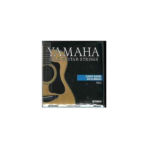 yamaha fg12 light gauge folk guitar strings reverb. Black Bedroom Furniture Sets. Home Design Ideas