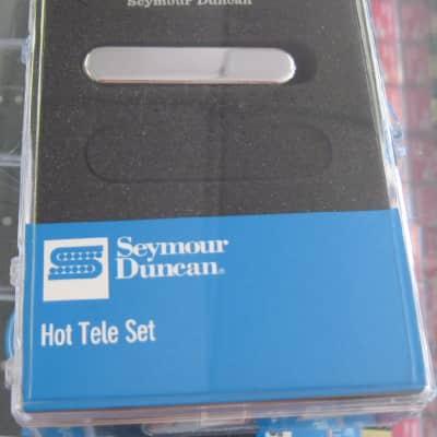 Seymour Duncan Hot Tele Set STL-2 STR-2 image