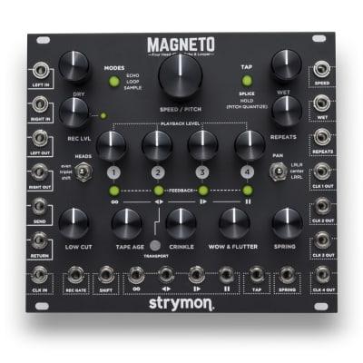 Strymon Magneto Four Head dTape Echo and Looper