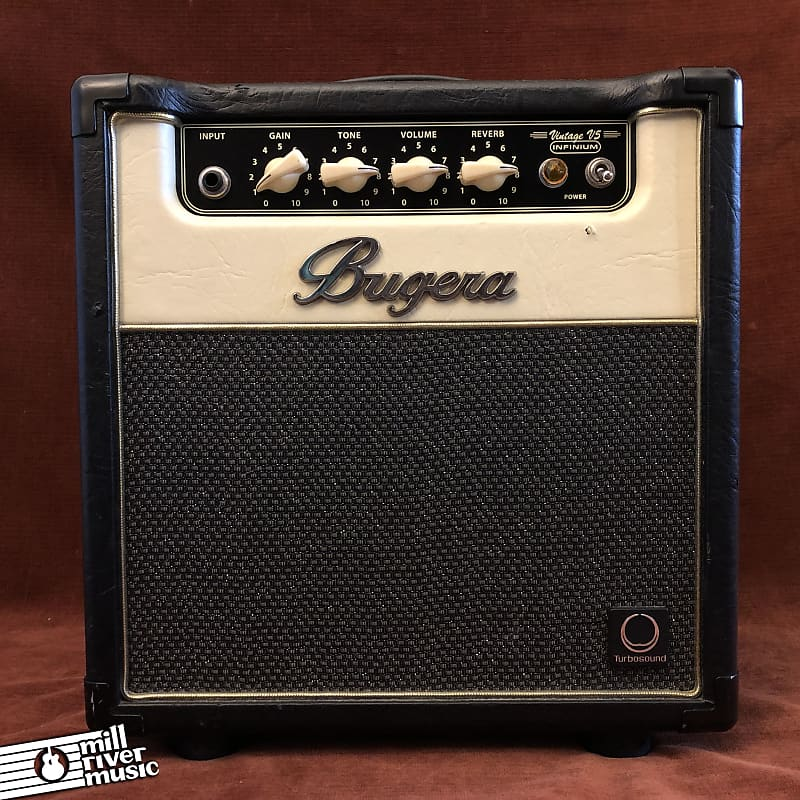 Bugera V5-INFINIUM 5W 1x8'' Guitar Tube Combo Amplifier