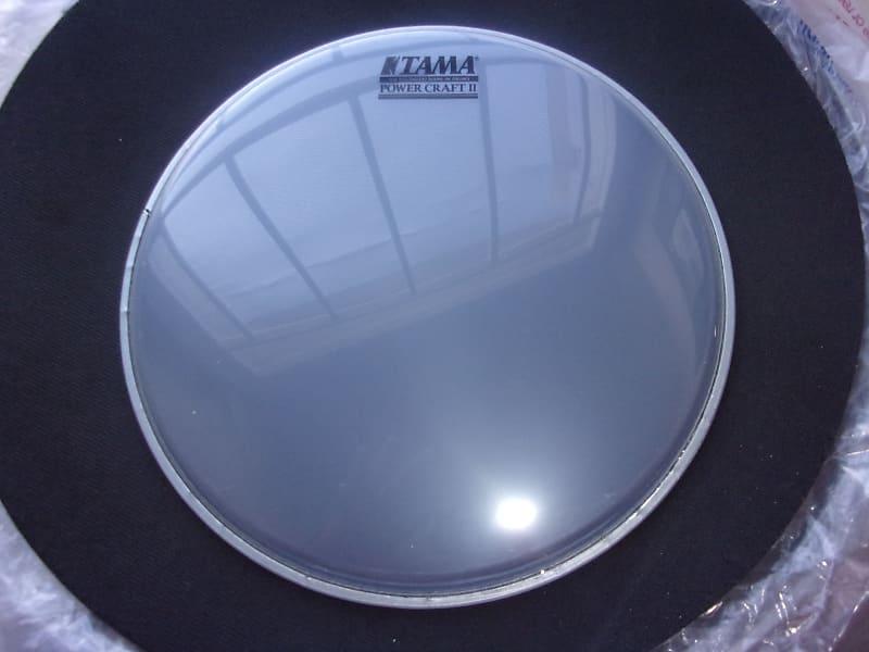 tama power craft ii 10 tom batter clear drum head new reverb. Black Bedroom Furniture Sets. Home Design Ideas