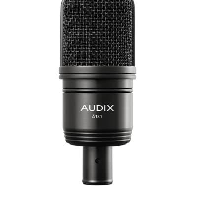 Audix A131 Large Diaphragm studio condenser microphone