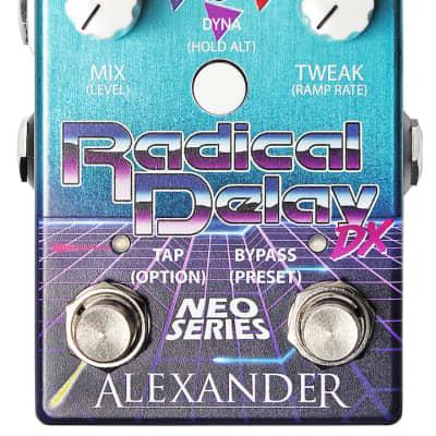 Alexander Radical Delay DX