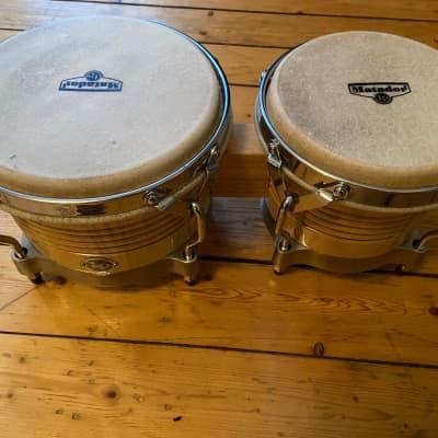 Latin Percussion Matador Bongos