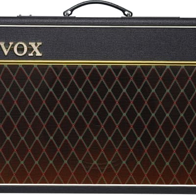 Vox Custom Series AC15C1 1X12 15 Watt Tube Combo Amplifier  *FREE GIFT!*