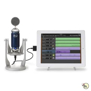 Blue Microphones Spark Digital Microphone for ipad USB/Lightning Connections Podcast