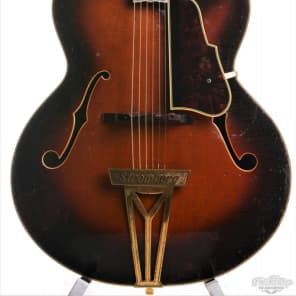 Stromberg G5 Archtop sunburst 1952 for sale