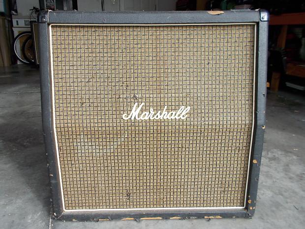 Marshall 1960 A 4x12 Lead Speaker Cabinet Celestion G12 65
