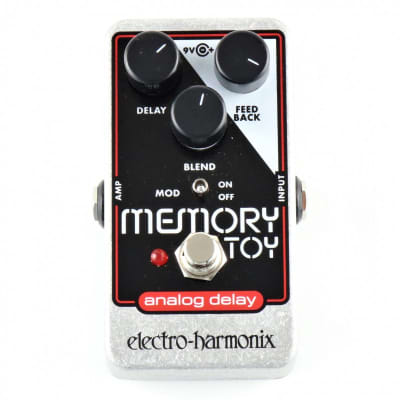 ELECTRO HARMONIX MEMORY TOY DELAY for sale