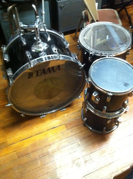 Vintage Tama Swingstar Drum Set Reverb