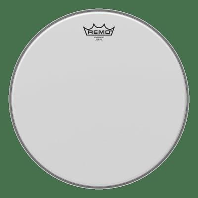 "Remo 10"" Emperor Coated Drum Head w/ Video Link"