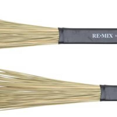 Vic Firth RM2 REMIX Brushes - African Grass