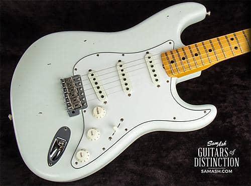 Fender Custom Shop Jimi Hendrix Voodoo Child Strat