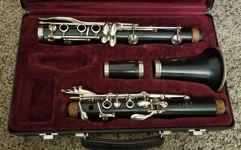 buffet crampon e11 intermediate a clarinet made in france reverb. Black Bedroom Furniture Sets. Home Design Ideas