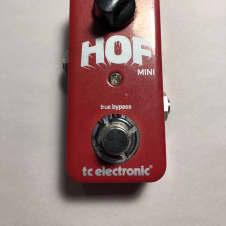 TC Electronic  HOF Mini Reverb Pdeal