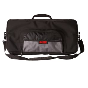 """Gator G-MULTIFX-2411 Messenger-Style 24x11"""" Effects Pedal Bag"""
