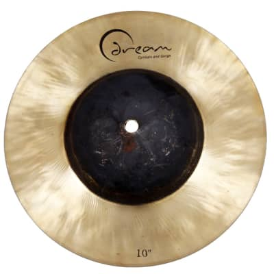 """Dream Cymbals 10"""" Re-FX Series Han Cymbal"""
