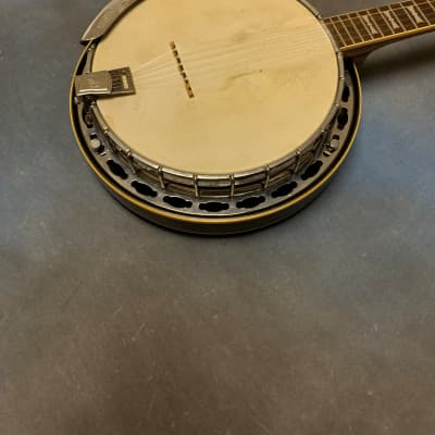 Conrad 1970's 5-String Banjo w/1960's Gibson Nickel Tuners for sale