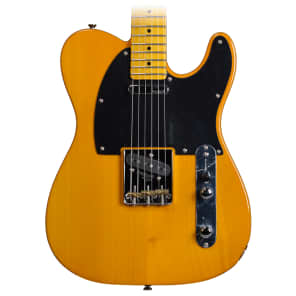 Vintage V52BS Reissued Series Single Cutaway Butterscotch