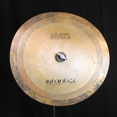 Istanbul Agop Clapstack - 1468g (video demo)