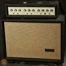 Silvertone Model 1464 Solid State 100 2x12 Piggyback image