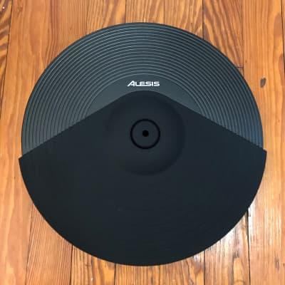 "Alesis 14"" Triple Zone Cymbal NEW (2 Ports) Crash Ride DMPad DM10 MKII E-Drum Drums"