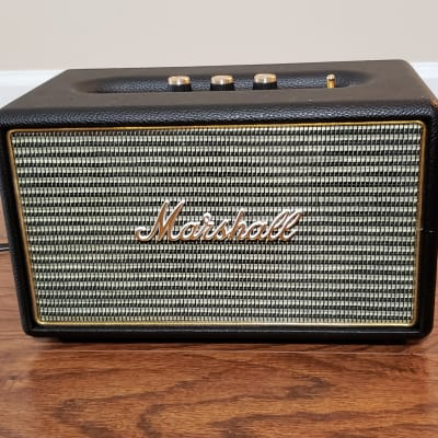 Marshall Marshall Acton Bluetooth Speaker 2010's Black