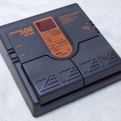 Zoom 506 Bass Multi-Effects