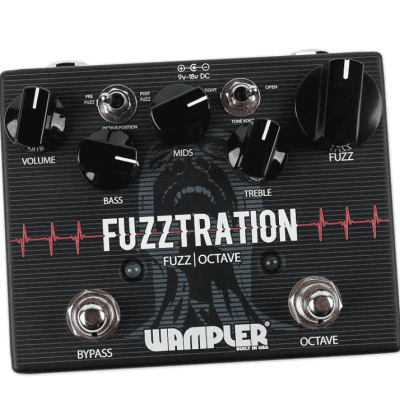 Wampler Wampler Fuzztration With Octave for sale