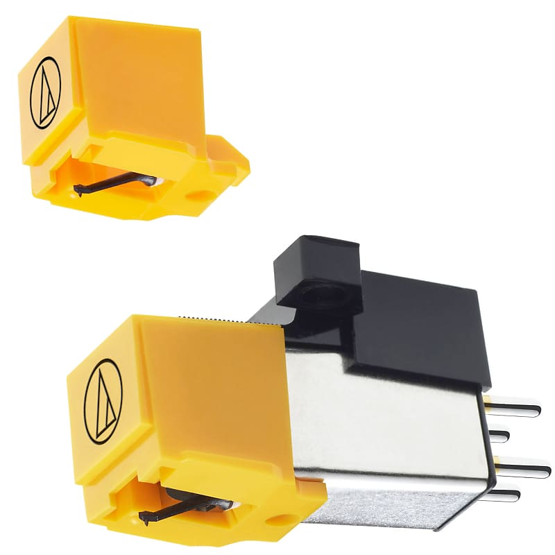 Audio Technica ATN91 Replacment Stylus Yellow