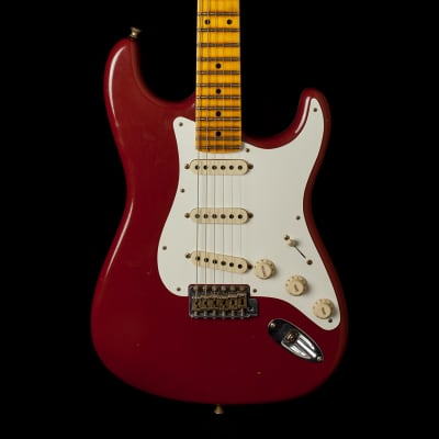 Fender Stratocaster Postmodern Journeyman Relic Cimarron Red for sale