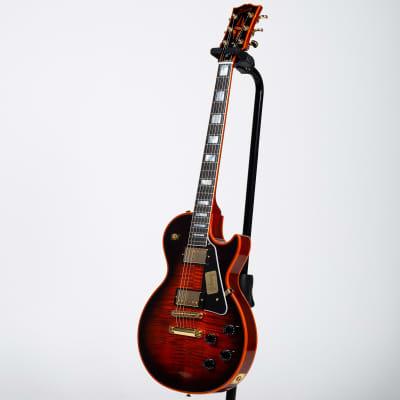 Gibson Les Paul Custom Figured Top Widow Electric Guitar for sale