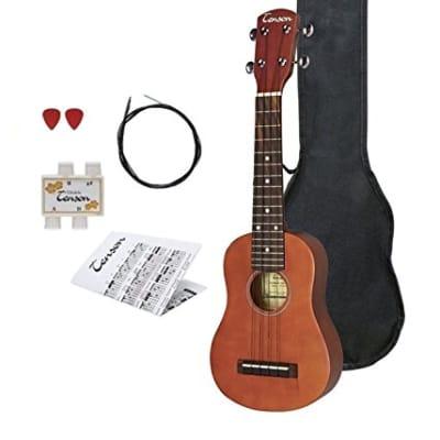 TENSON Miguel Almeria Ukulele Player Pack - Sopran Ukulele Set for sale