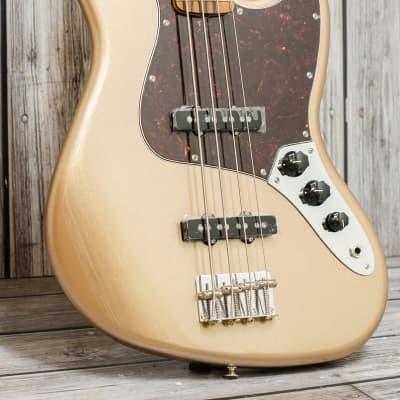 Fender Vintera '70s Jazz Bass 2019 Firemist Gold for sale