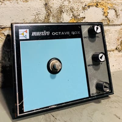 Maestro Octave Box 1970s for sale