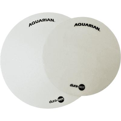 Aquarian Dura Dot Tone Modifier Drum Head Dot 2 Pack