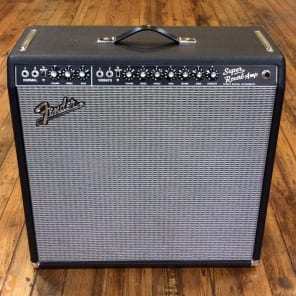 "Fender '65 Super Reverb Reissue 45-Watt 4x10"" Guitar Combo"