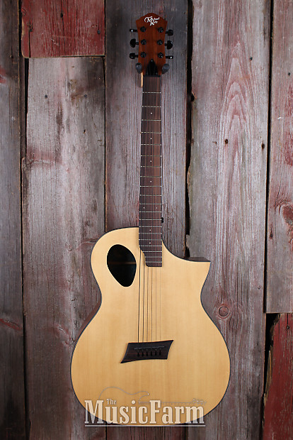 Michael Kelly Mkfpn Forte Port Acoustic Electric Guitar Reverb