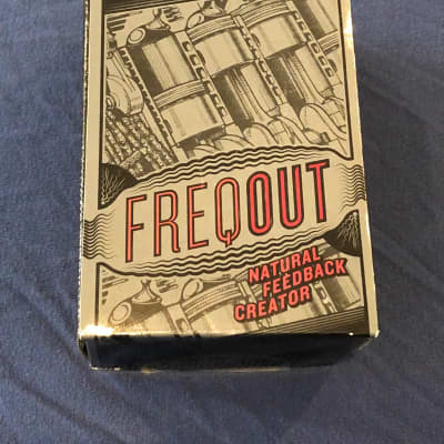 DigiTech FreqOut Effects Pedal in Original Box