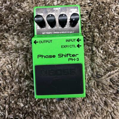 Boss  PH-3  Phase shifter Green