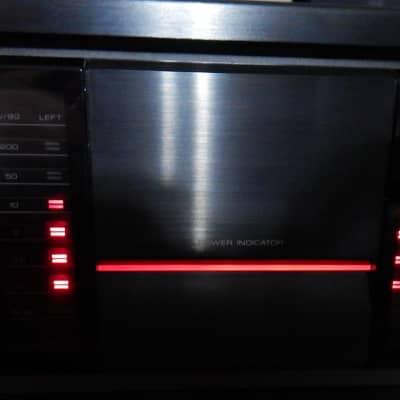 Kenwood KM-991 stereo power amplifier